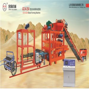 Besr Hydraulic Block Automatic Clay Brick Making Machine pictures & photos