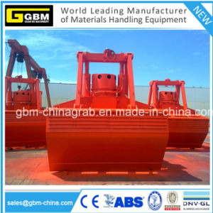 Motor Driven Hydraulic Electral Clamshell Grab for Coal, Grains, Fertilizer, Clinker pictures & photos