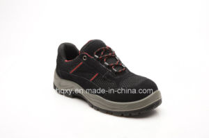 New Professional Suede Safety Shoes (SP1001) pictures & photos