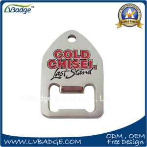 Metal Bottle Opener with Print Logo pictures & photos