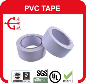 Sold Round PVC Duct Adhesive Tape pictures & photos