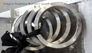 Stainless Steel Spindle Round Ring pictures & photos