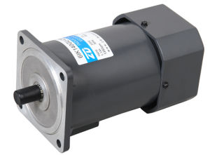 DC GEAR MOTOR, INDUCTION MOTOR, 60~120W Terminal Box Type pictures & photos