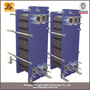 Marine Gasket Titanium Plate Heat Exchanger pictures & photos