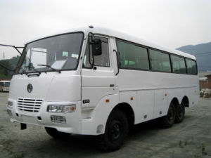 6x6 Cross-Country off Road Bus for Sale pictures & photos