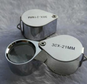 OEM Design Folding Pocket Magnifiers pictures & photos