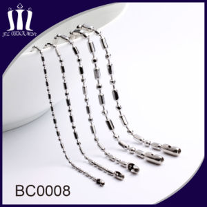 Cheap Stainless Steel Ball Chain Jewelry on Spool pictures & photos