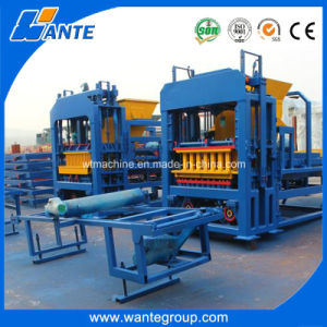 Color Brick Making Machine/Concrete Block Brick Making Machine pictures & photos
