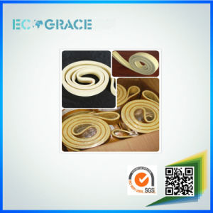 480 Degree Heat Resist Aluminum Extrusion Kevlar Nomex Felt Belt pictures & photos