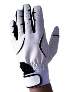 Popular Adult Baseball Battting Glove pictures & photos