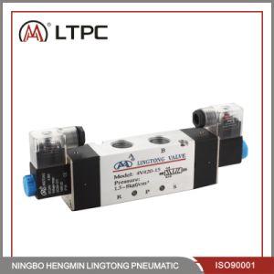 Ltpc 4V420-15 4V410-15 Electric Solenoid Valve Flow Control