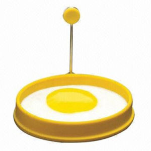 Silicone Egg Poacher, Fried Eggs, Egg Mold