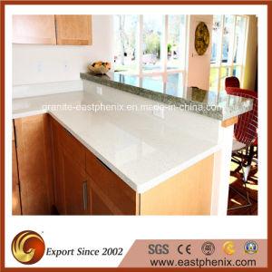 Good Quality Quartz Stone White Countertop pictures & photos