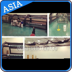 Portable Funny Adult Sports Game Inflatable Batting Cage pictures & photos