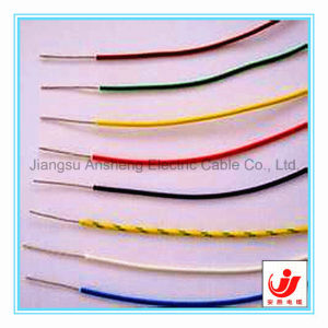 Heat Resistant Glass Fiber Braided Wire / Cable