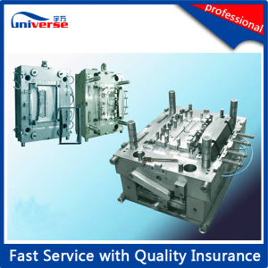 Custom Design Plastic Injection Mould for Mechanical Part pictures & photos