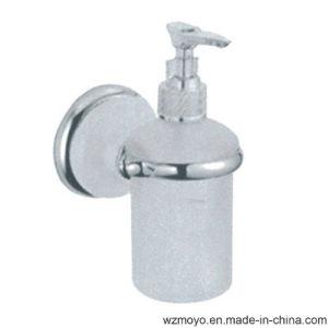 Sanitary Ware Zinc Ceramic Soap Dispenser pictures & photos