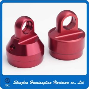 China Factory Made Colorful Anodized Oxide CNC Aluminum Machined Parts pictures & photos