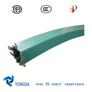 Insulated Conductor Curved Rail System for Crane Hoist (Multi-poles)