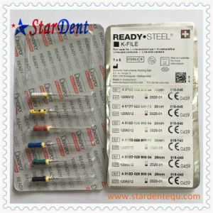 Maillefer Dentsply Blister New Packing K File of Dental Material pictures & photos