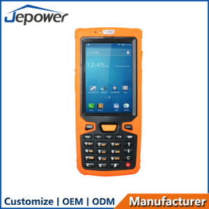 High Frequency Reader RFID Wireless PDA with 1d 2D Barcode Scanner Ht380A pictures & photos
