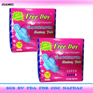 Sanitary Napkins with Wings Hot Sell in Philippines pictures & photos