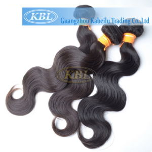 Indian Human Hair No Synthetic Hair pictures & photos