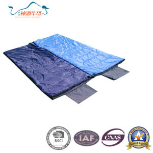 2017 New Most Popular Double Sleeping Bag for Camping