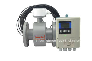 New Hight Quality Europe Standard Magnetic Flow Meter (JH-DCFM-R) pictures & photos