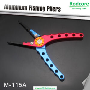 Aluminium Fishing Pliers with Tungsten Carbide Cutters pictures & photos