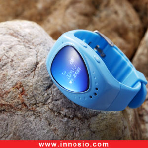 Wrist Tracker Watch Kids/Person GPS with 2g GSM SIM Card pictures & photos