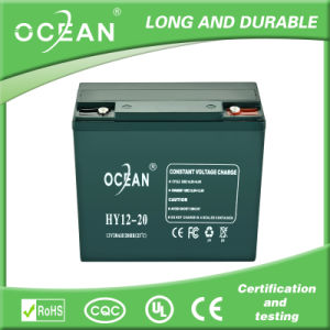 12V 20ah Storage Battery for UPS System