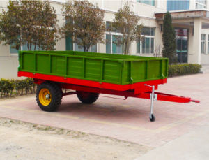 Single Axle Trailer (7cx) pictures & photos
