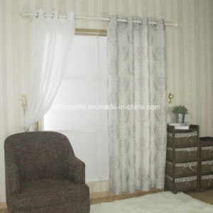 European Pattern Polyester Curtain Fabric 6020# pictures & photos