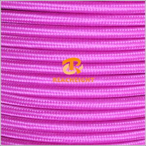 Textile Wire Fabric Cable Cloth Cotton Covered Electrical Wire pictures & photos