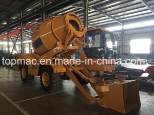 China Ajax Fiori Argo 2000/4000 Self Loading Concrete Mixer pictures & photos
