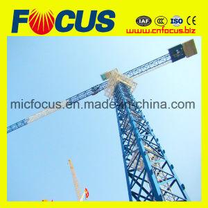 Qtz31.5 Construction Tower Crane Small Tower Cranes/Construction Hoist pictures & photos