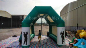 2016 Popular Inflatable Golf Sports Game for Sale pictures & photos