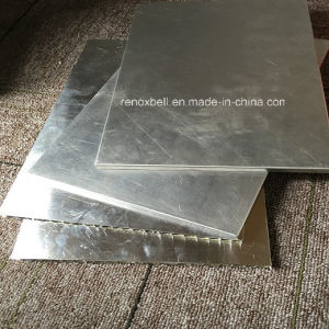 Mill Suraface Closed Edge Aluminum Honeycomb Panel Various Use pictures & photos
