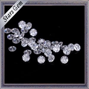 Clear White Color Diamond Cut Moissanite Stone for Fashion Jewelry pictures & photos