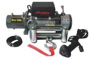 High Performance 9500lb Winch Ce Approved for Car Recovery pictures & photos