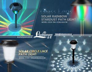 Solar Rainbow Stardust Path Light pictures & photos