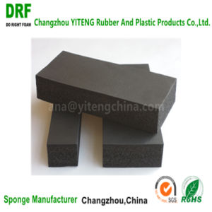 NBR&PVC Foam for Automotive Insulation NBR&PVC Sponge Gasket Strip pictures & photos