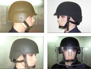 Nij Lever Iiia UHMWPE Bulletproof Helmet pictures & photos