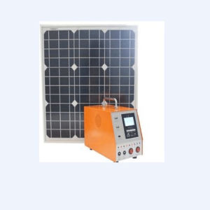 Domestic 1000W off-Grid Solar Energy System