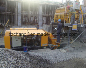 Hbt Diesel Engine Concrete Pump Serial for Sale pictures & photos