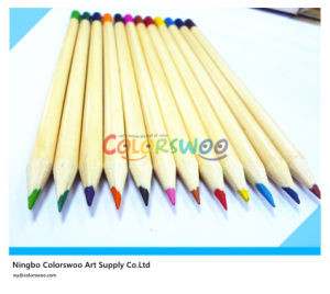 7′′ Original Wooden Color Pencil for Students and Kids pictures & photos