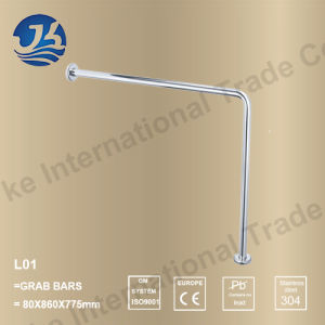 Bathroom Stainless Steel Safety Grab Bar for Hospital (L01)
