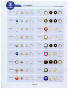 Snap Buttons for Clothing/Garment/Shoes/Bag/Case (size: 7.5mm to 21mm) pictures & photos