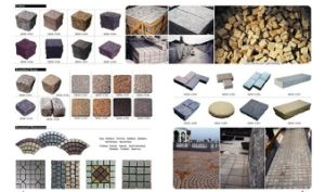 Cubestone, Kerbstone, Stairs, Cobble Stone, Paving Stone pictures & photos